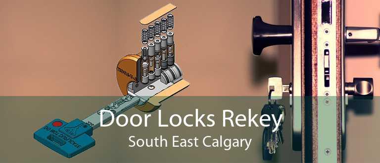 Door Locks Rekey South East Calgary