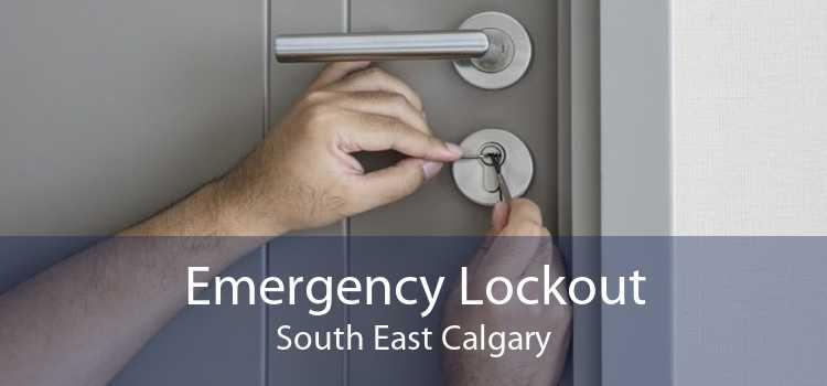 Emergency Lockout South East Calgary