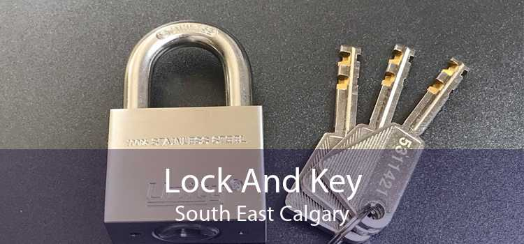 Lock And Key South East Calgary