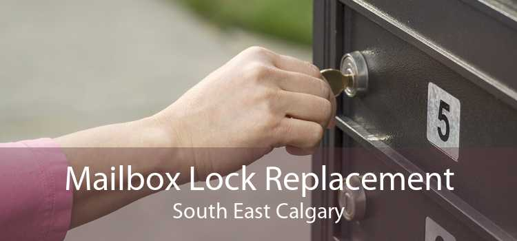 Mailbox Lock Replacement South East Calgary