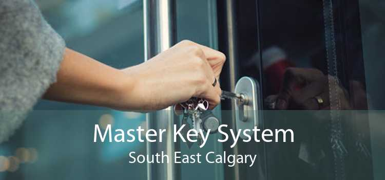 Master Key System South East Calgary